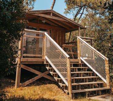 soulac lodge terrasse